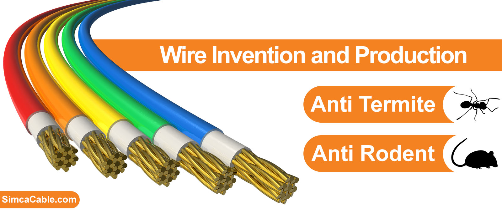 Invention and Production of Anti Termite and Anti Rodent Wire